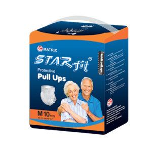 Adult Pull-Ups Pants (Medium)